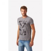 T-Shirt Stone Roses Masculina - Masculino