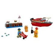 Lego Incendiul De La Docuri