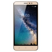 """""""Smartphone HISENSE F23 5.5"""""""" HD Quad-Core 1.3 GHz/2GB+16GB/8MP+13MP/Android 7.0 4G Gold"""""""