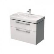 Baza de lavoar Kolo Traffic 90 cm suspendat alb lucios -89437000