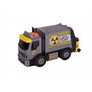 Toy State Road Rippers City Service Fleet Garbage Pickup Assortment, Multi Color