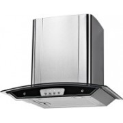 Ariva CALCI_60 Wall Mounted Chimney(Stainless Steel 1100)