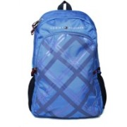 Tommy Hilfiger Peddler 19 L Laptop Backpack(Blue)