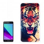 Para Samsung Galaxy J2 Primer / G532 Tiger Patron TPU Caso