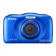 Nikon COOLPIX W100 + BACKPACK BLUE