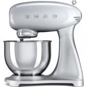 Smeg SMF01SVUK 50's Retro Style Food Mixer - Silver