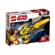 JEDI STARFIGHTER AL LUI ANAKIN - LEGO (75214)