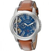 Fossil Analog Blue Dial Mens Watch-Me1161