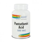 ÁCIDO PANTOTÉNICO 500mg 100 Caps