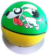 Champion Rubber Molded Basketball 3 No. Size 18x18 cm