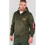 Alpha Industries HPO Jacket Green M