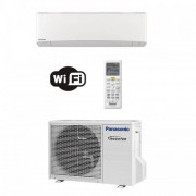 Panasonic Condizionatore Mono Split 9000 Btu Serie Z Etherea Bianco R-32 WiFi CS-Z25VKEW CU-Z25VKE A+++ A+++ Inverter