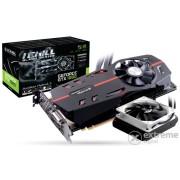 Inno3D PCI-E Nvidia GTX1080 iChill Black (8192MB, DDR5X, 256bit, 1759/10400Mhz, DVI, 3xDP, HDMI) grafička kartica