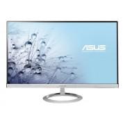 ASUS MX279H - Écran LED - 27 (27 visualisable) - 1920 x 1080 Full HD (1080p) - AH-IPS - 250 cd/m² - 5 ms - 2xHDMI, VGA - haut-parleurs - noir, argenté(e)