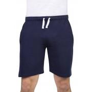 Shorts aus Baumwolljersey, Farbe schwarz, Gr.L