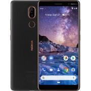Nokia 7 Plus - 64GB - Zwart/Koper