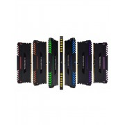 Memorie Corsair Vengeance RGB LED 32GB(4x8GB) DDR4, 3000MHz, CL15, Quad Channel Kit