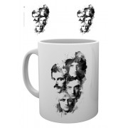 GB eye Queen Mug Faces (Bravado)
