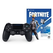 Sony PS4 Dualshock 4 V2 - Black + Fortnite Neo Versa Bundle