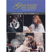 Video Delta Giacomo Puccini - Great Puccini love scenes and other opera favourites - DVD