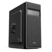Кутия за настолен компютър Zalman T6, ATX Mid Tower, черен, Zalman T6_VZ