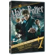 Harry Potter and the Deathly Hallows: Part 1:Daniel Radcliffe, Emma Watson, Rupert Grint - Harry Potter:Talismanele mortii partea 1 (3DVD)