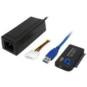 ADAPTOR USB3.0 LA S-ATA , (T/M) , LOGILINK AU0009