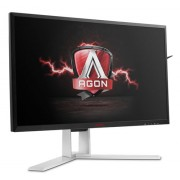 "AOC AGON AG241QG, 23.8"" Wide TN LED, 1 ms, 50М:1 DCR, 350 cd/m2, 2560x1440@165Hz, USB, HDMI, DP, Speakers"