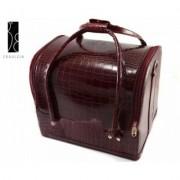 Geanta cosmetice beauty case - light pink