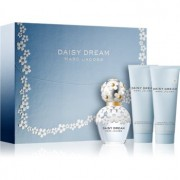 Marc Jacobs Daisy Dream lote de regalo III. eau de toilette 50 ml + leche corporal 75 ml + gel de ducha 75 ml