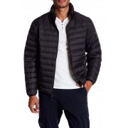 Hawke Co Quilted Packable Down Jacket BLACK