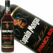 Rom Captain Morgan Black Label