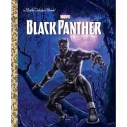Black Panther Little Golden Book (Marvel: Black Panther) by Frank Berrios