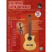 Alfred Music The Total Latin Guitarist Munro, Book and CD