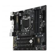 Tarjeta Madre Gigabyte Micro ATX GA-B250M-D3H, S-1151, Intel B250, HDMI, USB 3.0, 64GB DDR4 para Intel
