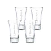 YourSurprise Shotglas - 4 stuks