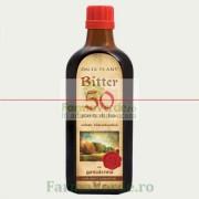 Bitter 50 Plante cu Ganoderma 500 ml DaciaPlant