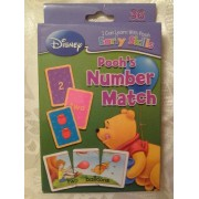 Disney I Can Lean with Winnie Pooh (Poohs Number Match)