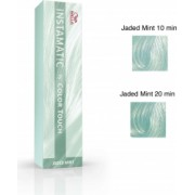 Wella Professionals Vopsea semipermanenta Wella Professionals Color Touch Instamatic Jaded Mint Verde 60ml
