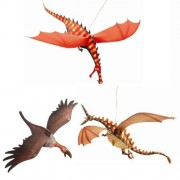 Djeco Hanging Paper Decor, Merciless Dragons