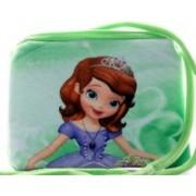 HC Toys LLP Green Sling Bag
