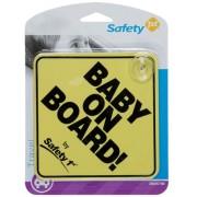 Safety 1st Znak za auto Baby on board