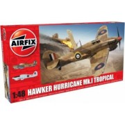 Kit constructie Airfix avion Hawker Hurricane Mk.I Tropical