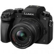 Panasonic Systémový fotoaparát Panasonic DMC-G70KAEGK, 16 MPix, černá