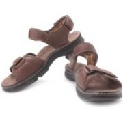 Clarks Men Dark Brown L Sports Sandals