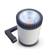 Proiector Iluminat Comercial 1 LED COB, Alb Cald 4000lm 50W