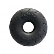 Perfect Fit Silaskin Cruiser Cock Ring Black PERCR15B
