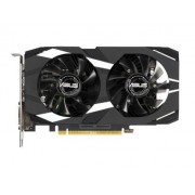 Placa video ASUS GeForce GTX 1650 Dual O4G, 4GB, GDDR5, 128-bit
