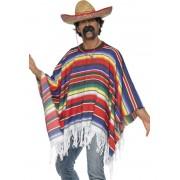 Poncho mexican autentic