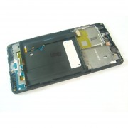 G-PlusHK Full LCD Display+Touch Screen Digitizer+Frame For Xiaomi MI4C Mi 4C~Black